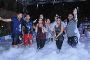 Foam masters